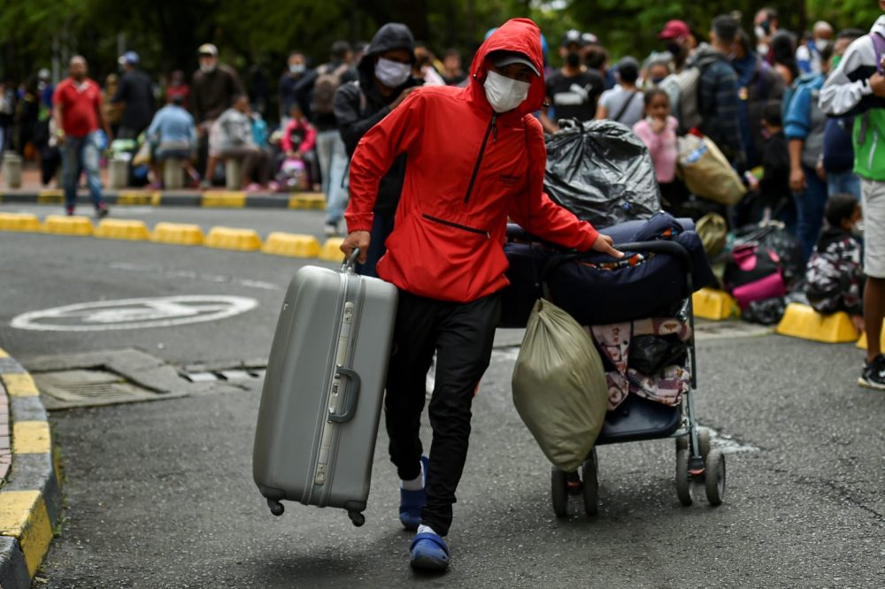 COLOMBIA-VENEZUELA-HEALTH-VIRUS-MIGRATION